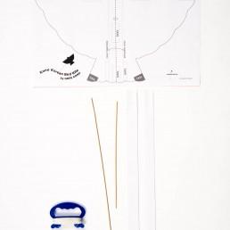 bird kite kit korea