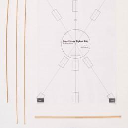 korean kite fighter kit